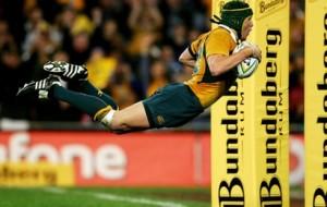 -Australie Wallabies/Afrique du Sud- 15.07.2006 - Rugby