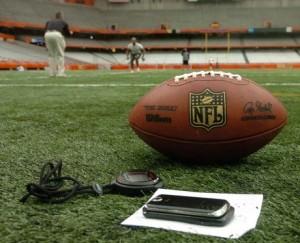 NFL Ball, timer