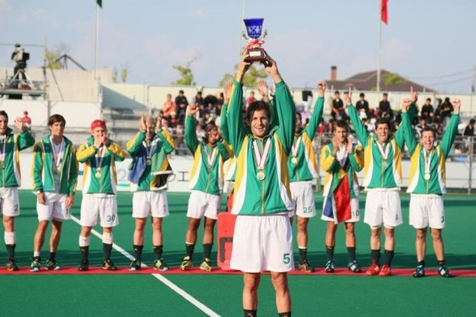 SA mens hockey